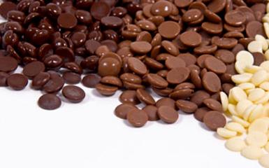 Είδη σοκολατών σε chips